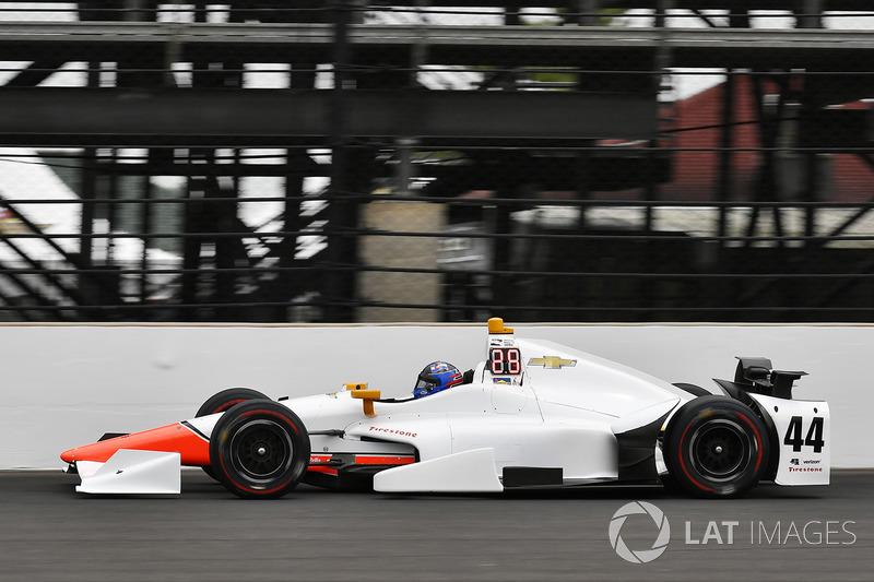 30. Buddy Lazier, Lazier Racing Partners Chevrolet