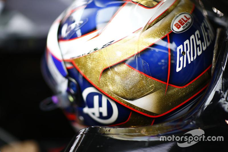 Bahreïn - Romain Grosjean