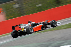 Гаррісон Ньюі, Van Amersfoort Racing Dallara F317 - Mercedes-Benz