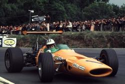 Denny Hulme, McLaren M7A