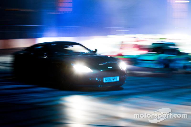Aston Martin en la Live Action Arena