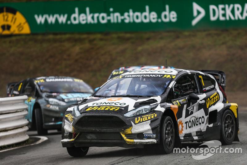 Тимур Тимерзянов,STARD Ford(WRX, 13-е место, 78очков)