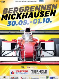 Bergrennen Mickhausen, Theaterplakat 2017