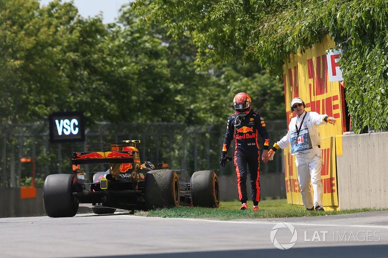 Verlierer: Max Verstappen (Red Bull Racing)