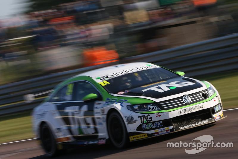 Jake Hill, Tony Gilham Racing Volkswagen CC