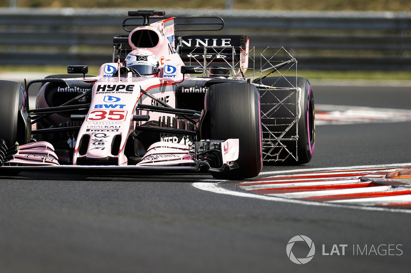 Лукас Ауер, Force India VJM10
