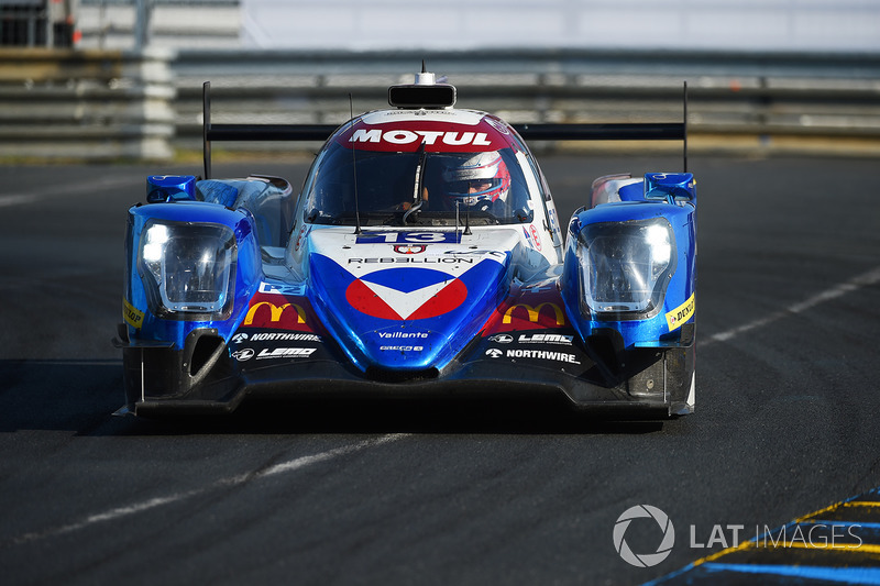 2. LMP2: #13 Vaillante Rebellion Racing, Oreca 07 Gibson