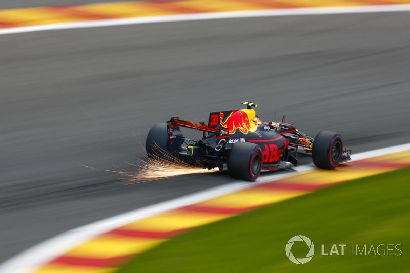 5: Max Verstappen, Red Bull Racing RB13