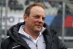أولريخ فريتز، رئيس فريق مرسيدس
