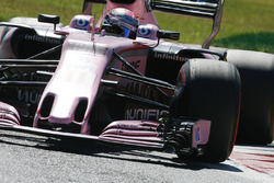 Sergio Pérez, Force India F1 VJM10