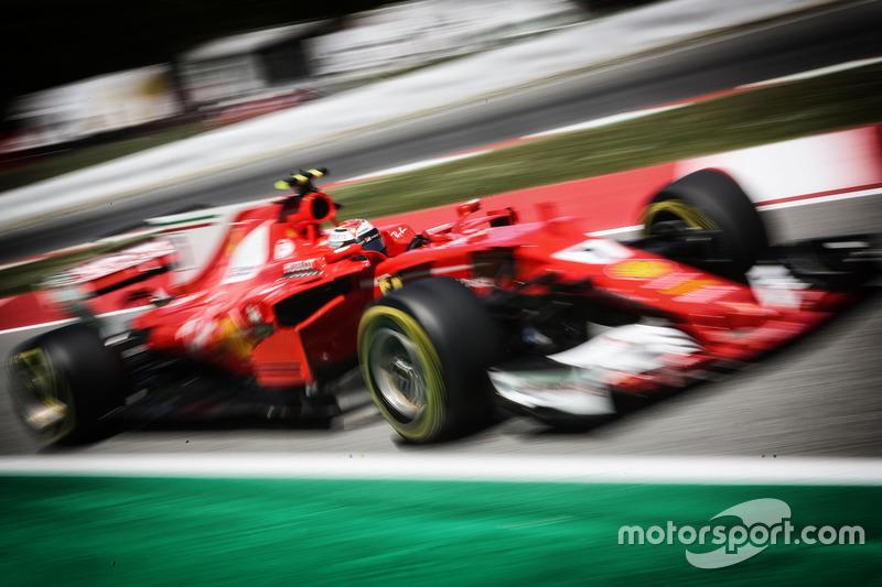 4. Кімі Райкконен, Ferrari — 49