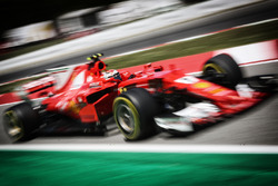 Kimi Raikkonen, Ferrari SF70H