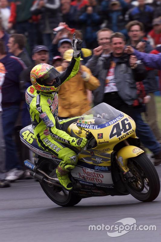 2000 - Honda (500)