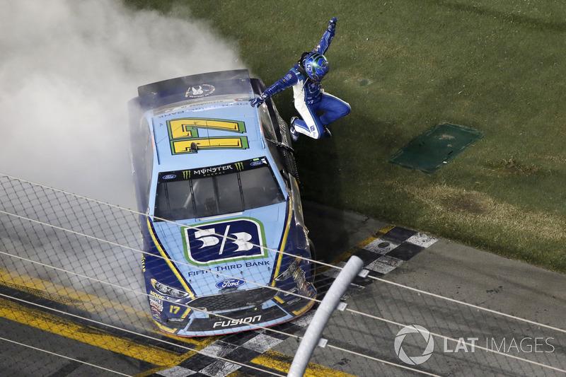 2017, Daytona 2: Ricky Stenhouse (Roush-Ford)