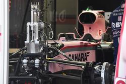 Передняя часть Sahara Force India F1 VJM10