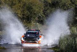 Mads Østberg, Ola Fløene, Ford Fiesta WRC