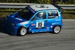 Patrik Ruzzier, Top Motor Racing, Fiat 500 Evo