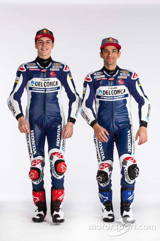 Fabio Di Giannantonio, Gresini Racing Team and Jorge Martín, Gresini Racing Team