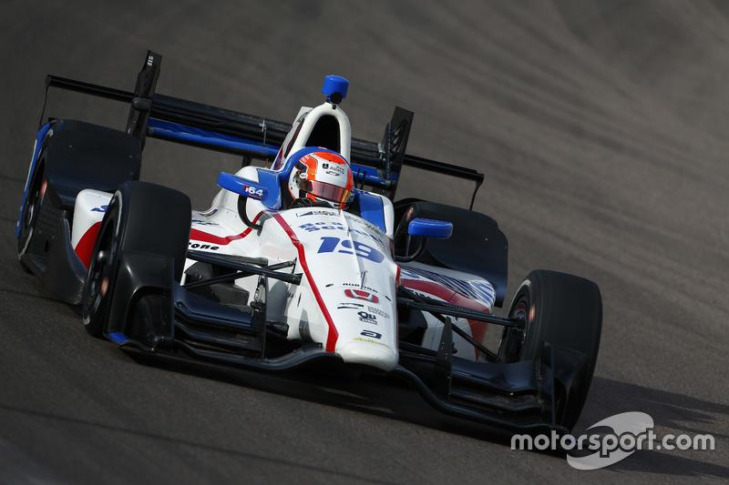 Эд Джонс, Dale Coyne Racing Honda