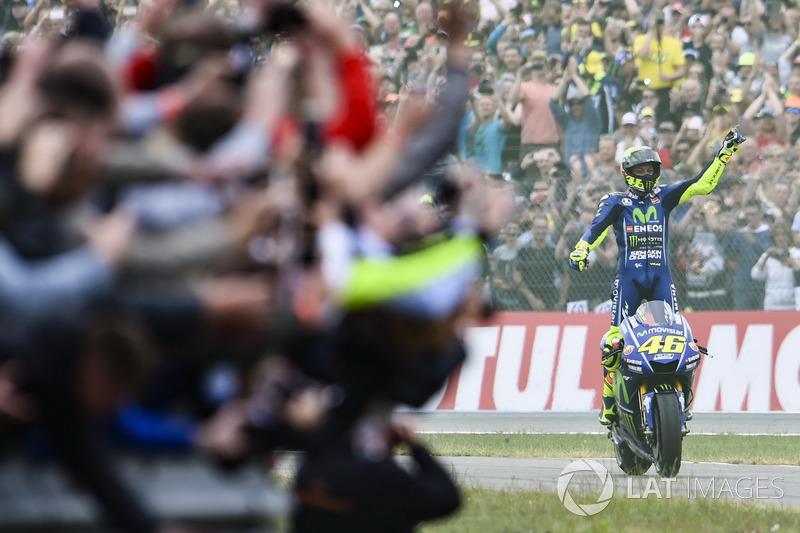 2017: Valentino Rossi