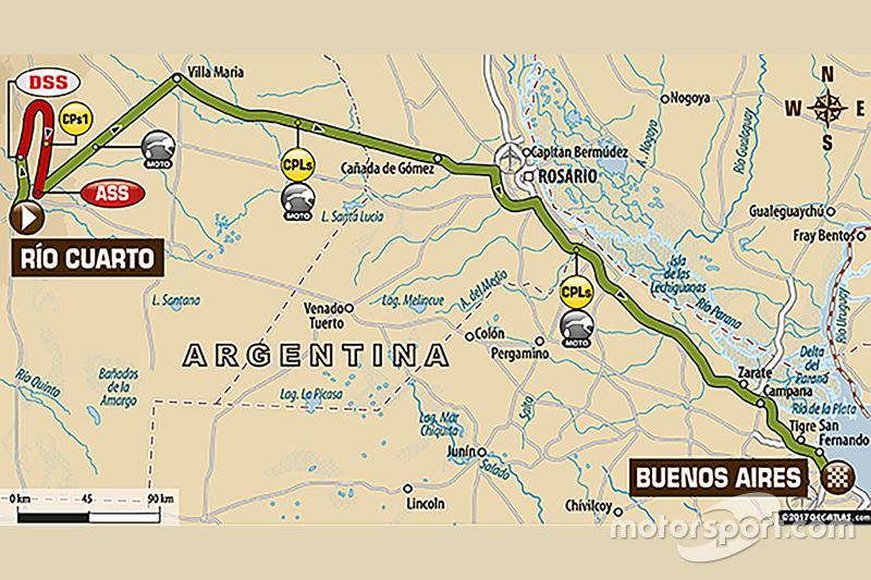 Etapa 12: Rio Cuarto - Buenos Aires