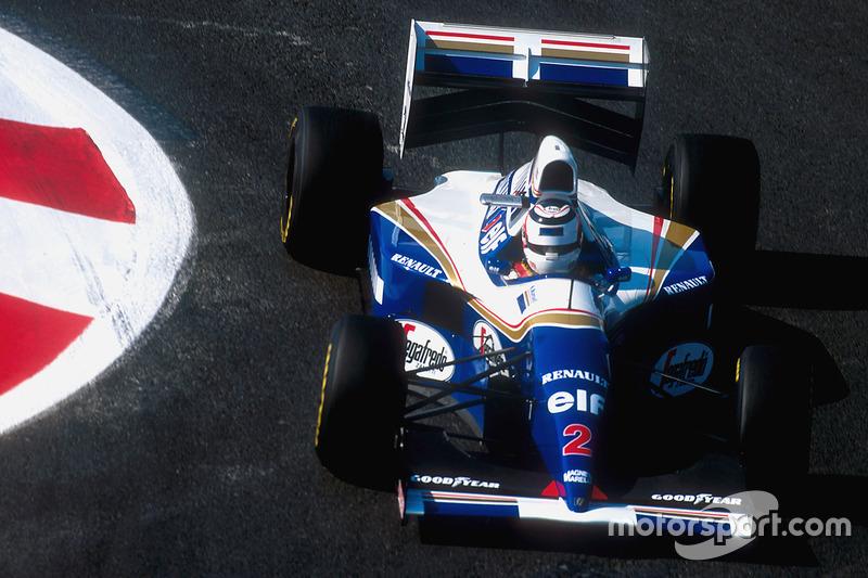 Nigel Mansell, Williams FW16 Renault