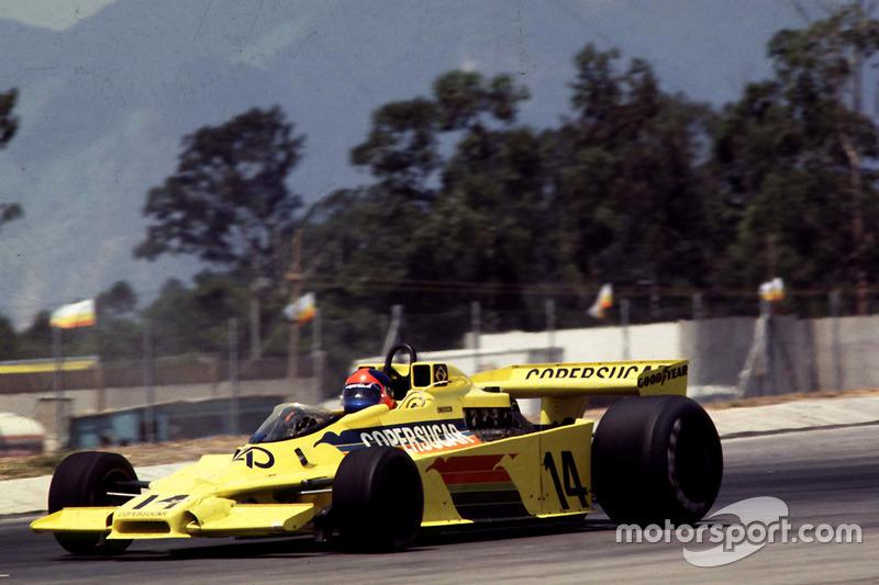 Naquela temporada, a Copersucar fazia uso do modelo F5A, que era uma atualização do carro do ano anterior, o F5. Foi o carro de maior sucesso da equipe na F1.