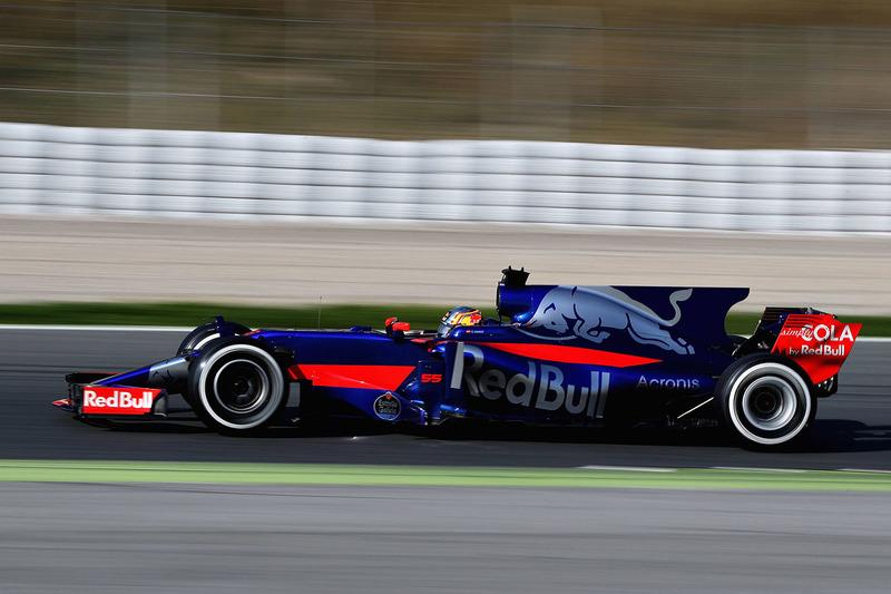 #1: Toro Rosso STR12