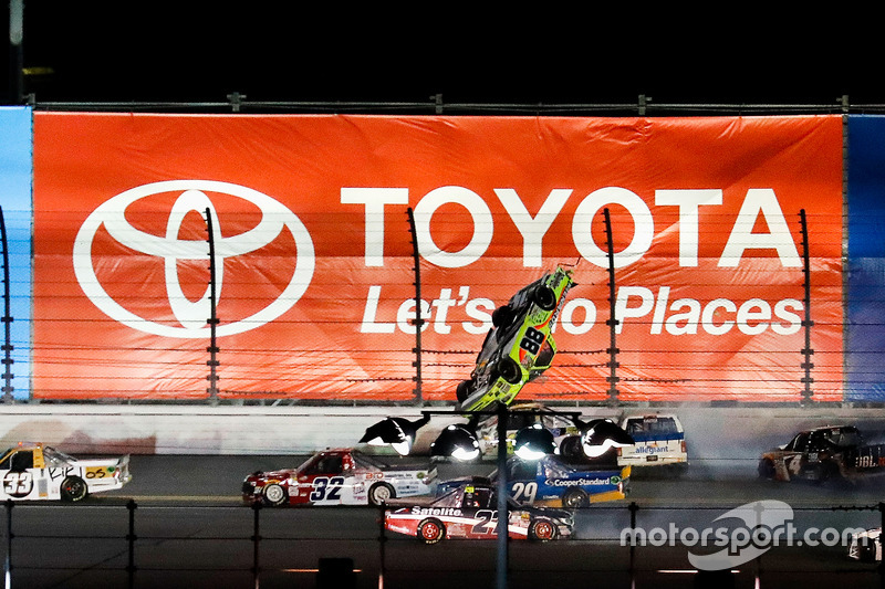 2. Matt Crafton, ThorSport Racing Toyota