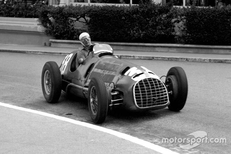 1950: Ferrari 125 (один подиум)