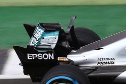 Mercedes AMG F1 W08, la