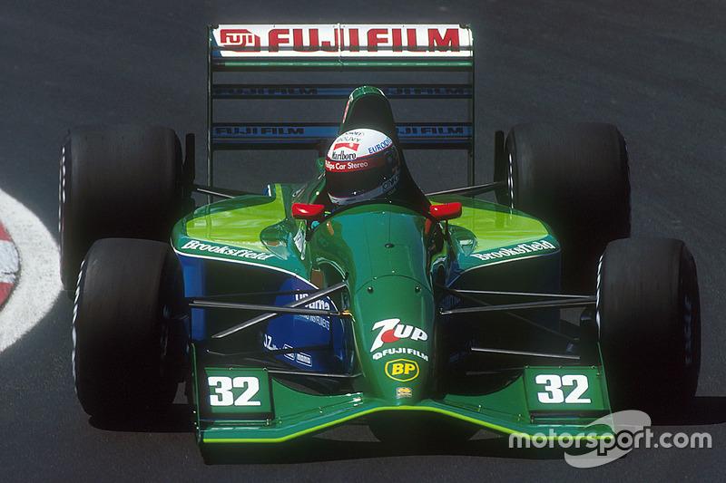 Bertrand Gachot, ex-piloto de F1