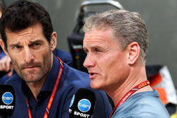 Mark Webber, David Coulthard