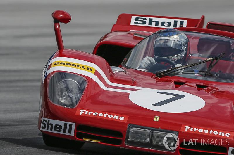 Jean Alesi, Ferrari 512S