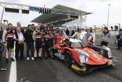 #46 Thiriet by TDS Racing Oreca 05 - Nissan: Pierre Thiriet, Mathias Beche, Ryo Hirakama and Xavier Combet, Thiriet by TDS Racing Team Manager