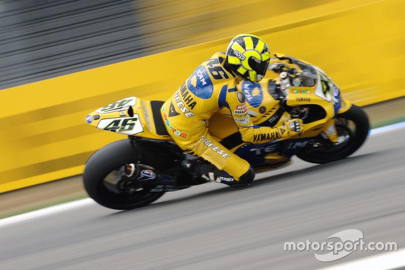 2006 - GP de los Países Bajos (de 18º a 8º)