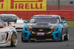 #101 V8 Racing International, Chevrolet Camaro GT4: Jelle Beelen, Marcel Nooren