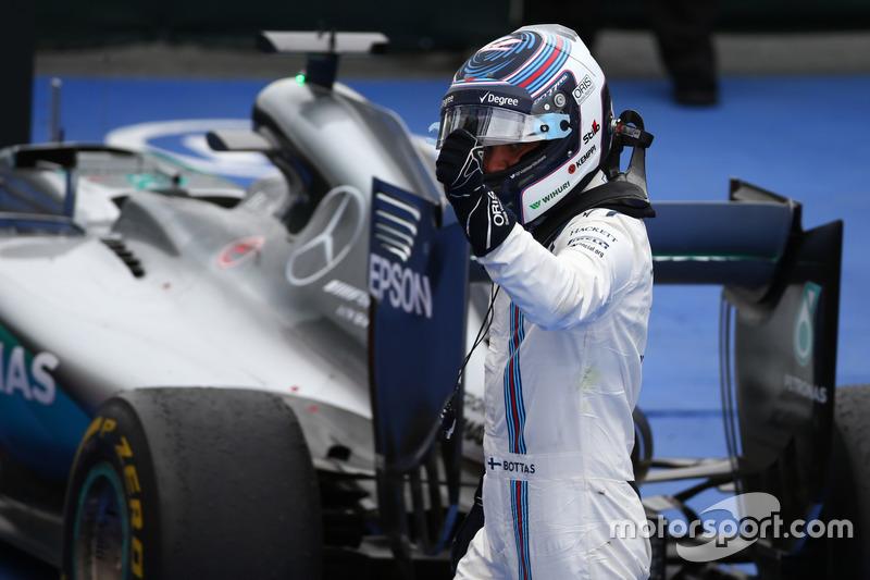 3rd place Valtteri Bottas, Williams Martini Racing FW38