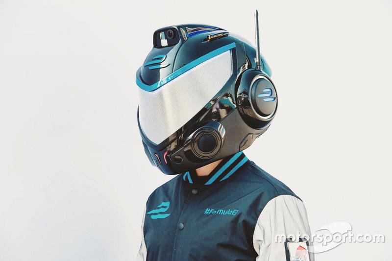 EJ, Formula E DJ