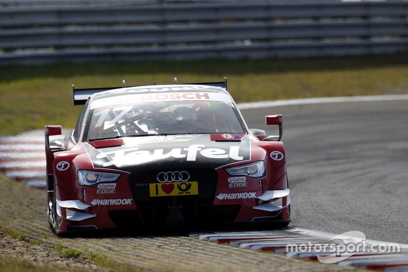 12. Miguel Molina, Audi Sport Team Abt Sportsline, Audi RS 5 DTM