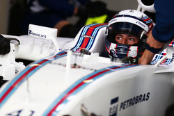 Alex Lynn, Williams FW38 Development Driver