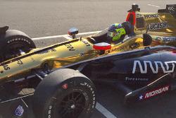 Андре Неграо, Schmidt Peterson Motorsports Honda
