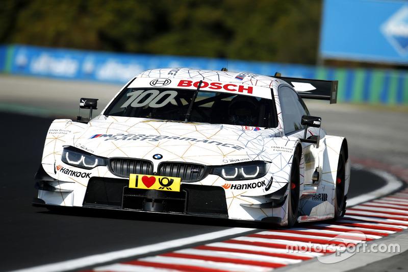22. Martin Tomczyk, BMW Team Schnitzer, BMW M4 DTM