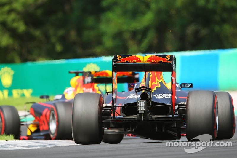 Red Bull Racing: 25 очков