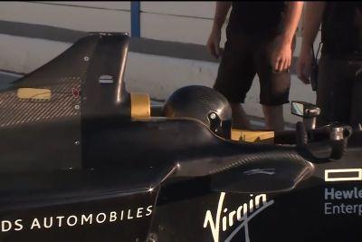 Collaudi DS Virgin Racing
