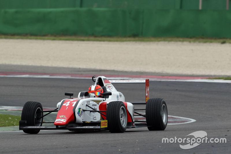 Raul Guzman Marchina, DR Formula