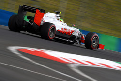Esteban Gutierrez, Haas F1 Team, VF-16