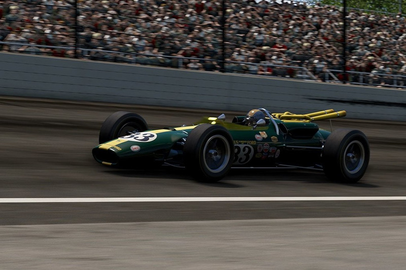 Project CARS 2 – Lotus Type 38