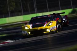 #50 Larbre Competition Chevrolet Corvette C7-Z06: Christian Philippon, Romain Brandela