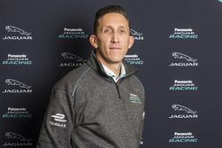 Командний директор Jaguar Racing Джеймс Беркле